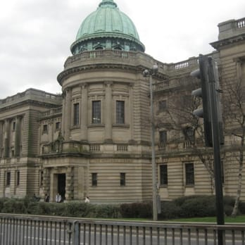 Mitchell Library Front