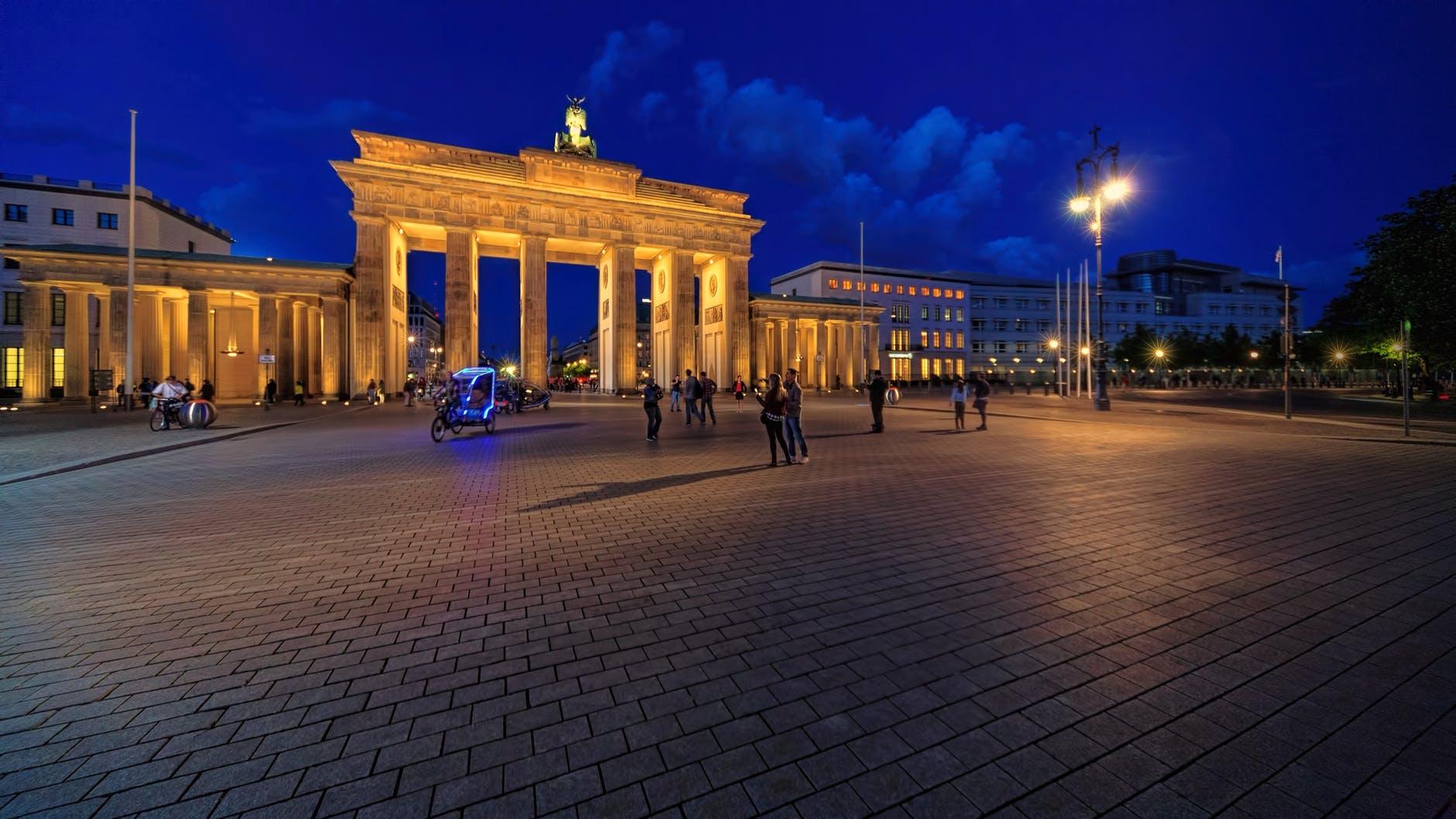 brandenburgh gate germany