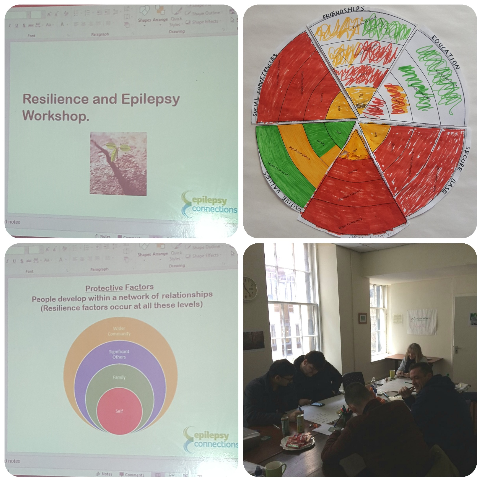 Resilience Workshop Collage Pic